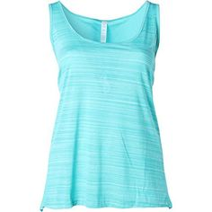 """Product review for Marika Curves Womens Plus Swing Knit Quick Dry Tank Top.  - This Marika Curves Swing Tank Top is guaranteed authentic. It is crafted with 93% Polyester/7% Rayon.       Famous Words of Inspiration...""""I was told to avoid the business all together because of the rejection. People would say to me, 'Don't you want to have a normal job and..."""