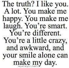 I like you crazy