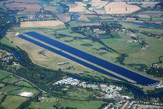 Dorney Lake bei Windsor (Berkshire) für die Wettkämpfe im Rudern und im Kanurennsport (30.000 Plätze)