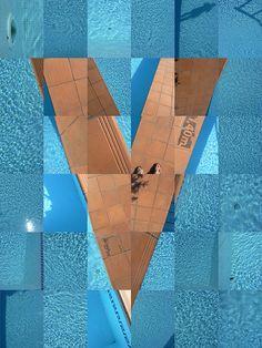 6 x 6 alphabet : V