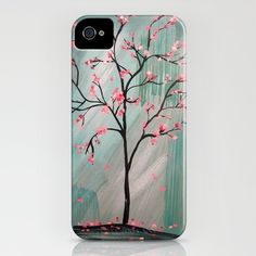 $35.00 -- Cherry Blosson Tree iPhone Case. Perfect. I want this.