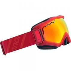 These are basically the Anon Goggles I got, except mine are brown with Rasta colors on the emblem