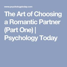 psychology-today-internet-dating