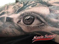 Eye on you! Masto Tattoo