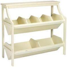 Hamilton Library Table-use for kitchen storage; cook books, veggies, fruit, etc