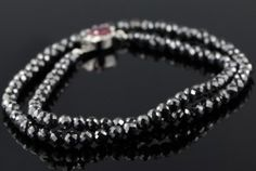 Interesting information on black diamond necklaces and jewels from India. Ready before you buy.
