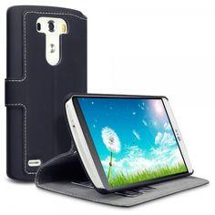 Θήκη LG G3 Πορτοφόλι by Covert (117-014-098) - Μαύρο - myThiki.gr - Θήκες Κινητών-Αξεσουάρ για Smartphones και Tablets - Χρώμα Μαύρο