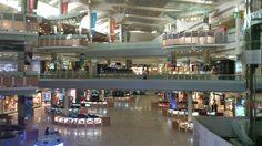 Uno de los centros comerciales de los países de Medio Oriente