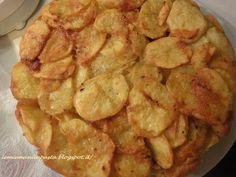 Frittata di patate Fiumefreddese...senza uova!