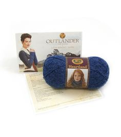 Outlander Garment Crochet Kit-Journey to Standing Stones Arm Warmers
