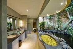 bali bathroom - Google Search