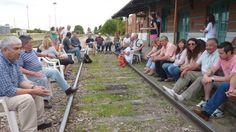CRÓNICA FERROVIARIA: Esperan respuesta favorable para de tren de pasaje...