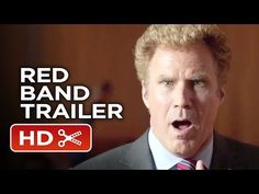 ▶ Get Hard Official Red Band Trailer #1 (2015) - Will Ferrell, Kevin Hart Movie HD - YouTube