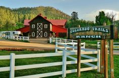 Colorado Trails Ranch, a Durango, CO Dude Ranch inspected and approved by the Dude Ranchers' Association