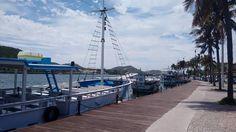 Boulevard Canal | Cabo Frio, RJ / BRASIL | | photo by Rachel Monteiro (@/qchelq on Instagram). #boulevard #boulevardcanal #canal #water #boat #boats #cabofrio #rj #rio #riodejaneiro #brasil #brazil #paradise #blue #cloud #clouds #cloudly #sky