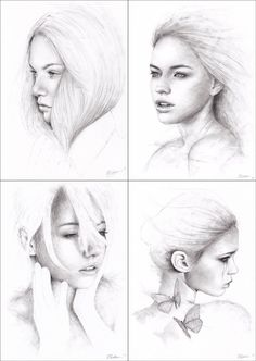 Just some of sketches from this month. I put them together but probably they look better separately. They can be found here - kasiaslupecka.tumblr.com/.