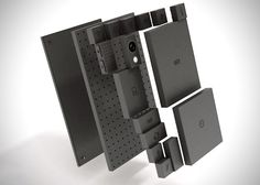 Phonebloks Is A LEGO-Like Smartphone That You Can Customize