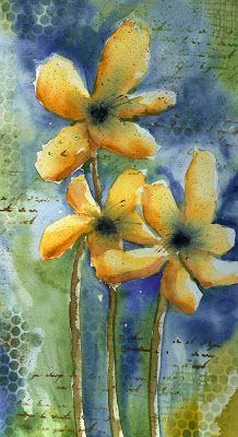Art du Jour by Martha Lever: Watercolor in the journal