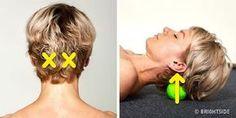 Mi a banyapúp, és hogyan kell helyrehozni (Ez nem csak a testtartásodról szól) Fix Bad Posture, Improve Posture, Neck Hump, Buffalo Hump, Position Pour Dormir, Sternocleidomastoid Muscle, Posture Exercises, Stretches, Kyphosis Exercises