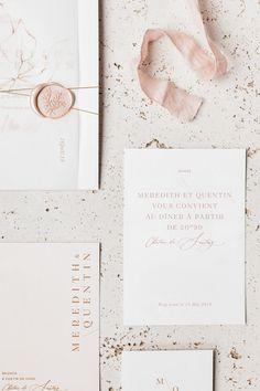 Bespoke Wedding Invitations, Letterpress Wedding Invitations, Wedding Stationary, Blush Pink Wedding Flowers, Pastel Pink Weddings, Wedding Paper, Wedding Cards, Invitation Card Design, Invitations