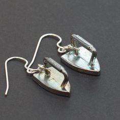 Monopoly Jewelry- Iron Earrings.