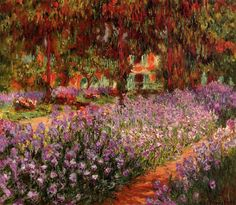 These Lovely Landscapes By Monet Will Surely Make Your Day   http://thebrushstroke.com/lovely-landscapes-monet-will-surely-make-day/