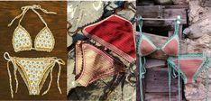 O verão está aí, e com ele a oportunidade de divar na praia, não só pelo corpão fitness super sarado, como também pelo fato de usar um biquini bapho lacrador. O que tal diferenciar, e investir em peças feitas a mão, e com um capricho insuperável ? Sim, estou falando do crochê, e usar um … Continue lendo Confira mais de 30 modelos de biquínis de crochê para você se inspirar! →