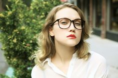 d06b6602af Square eyeglasses perfect for round face shapes. KEEN  109 http   www.