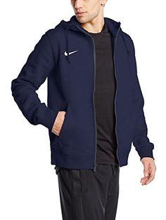 Nike Men's Team Club Full Zip Hoodie