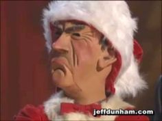 Jeff Dunham's Holiday Tips - Cooking VIDEO - stand up comedy 1 min long. WARNING PG13.....cursing.