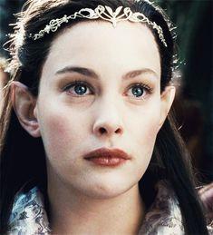 My girl Arwen. #lotr #elves #arwen