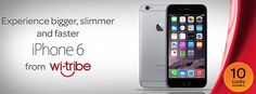 Wi-tribe is giving 10 newly launched iPhones to its Loyal Customers