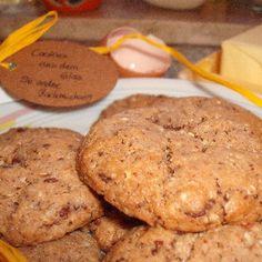 Cookie Backmischung im Glas