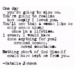 "609 Likes, 30 Comments - Natalie Jensen  (@__nataliejensen) on Instagram: ""One day~ #oneday #trt #repost for @penscroll @notesofanutcase ❤ #mywords #fortheloveofwords…"""