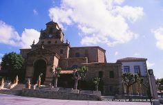 Iglesia de San Nicolás, años 80 (Foto: © Pedro Urresti) (ref. 06717)