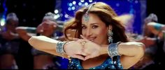 Aaja Nachle – The OG of Bollywood dance took a break from movies to raise kids, and many debated if she retained her skills. She shut each of her critics down with this wonderful dance number from her comeback move Aaja Nachle. The movie didn't do that great at the box office though, this rendition was applauded countrywide.