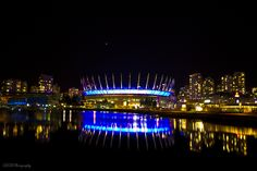 BC Place, Vancouver BC