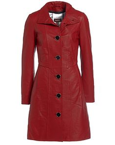 Danier Leather...I love this leather coat.