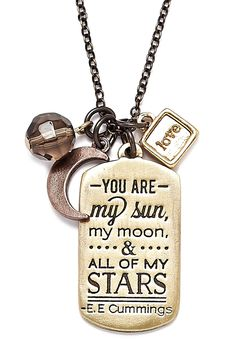 You Are My Sun, Moon .... & .... All of My Stars ♥