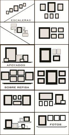 Alto Lago Privada Residencial - 12 formas para decorar con cuadros