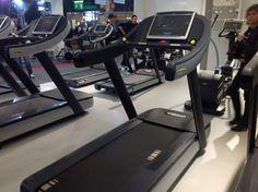 Voici les machines Technogym de Cardio Training pour le Cercle Nation, ouverture Mai 2013 www.cerclesdelaforme.com #cardio #technogym