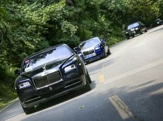 Test drive on China's ancient trade routes with Rolls-Royce by thetoptier, via Flickr