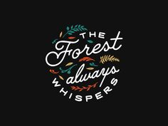 The Forest by Liam Ashurst