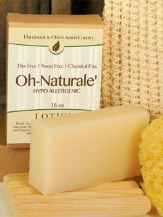 Oh-Naturale' Soap by Amish Country Essentials