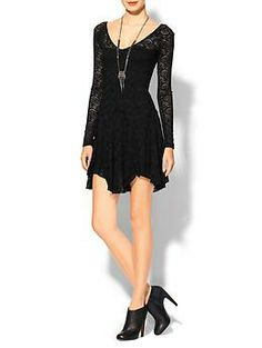 I scored it for $28 from $128!!--gorgeous dress, great for date nights or funerals, multipurpose lol, sexy yet still conservative enuf! Free People Katya Lace Dress | Piperlime