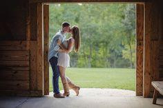 Southern Engagemement Session || Red Gate Farms - Savannah's Venue ||  Savannah GA Wedding Photographer || www.brookeashleyphoto.com