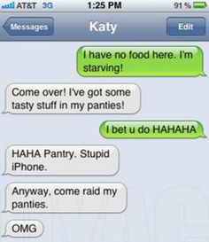 The 35 Funniest AutoCorrect Fails of All Time
