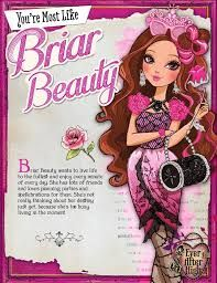 ever after high briar beauty - Google Search