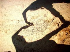 hearts in the sand by GraceMarie Photography, via Flickr