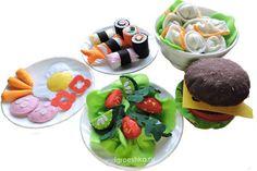 Товары ИгроЕшка: Игрушечная еда